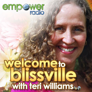 Welcome to Blissville Podcast on Empoweradio.com